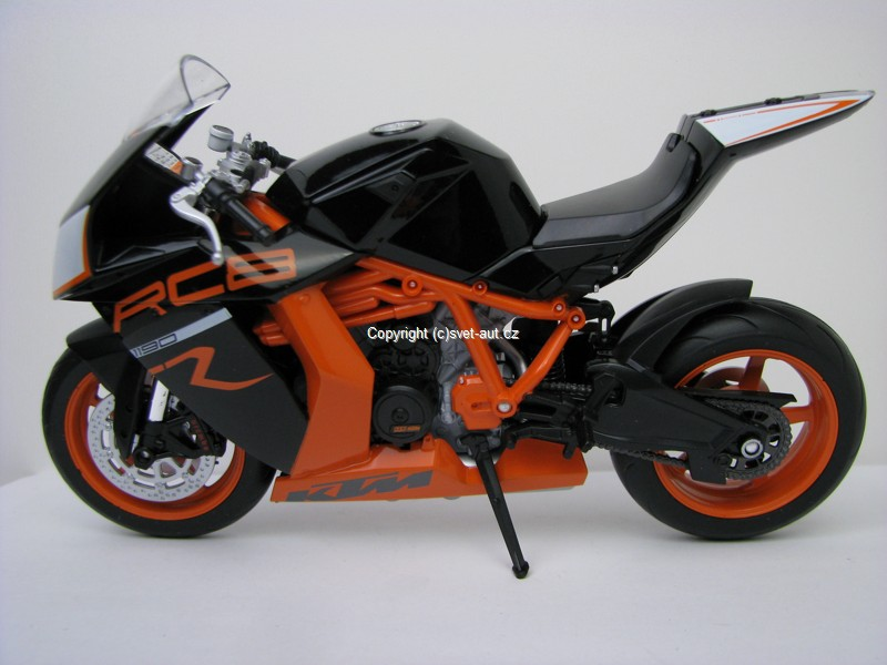 KTM 1190 RC8R 1:10 Welly