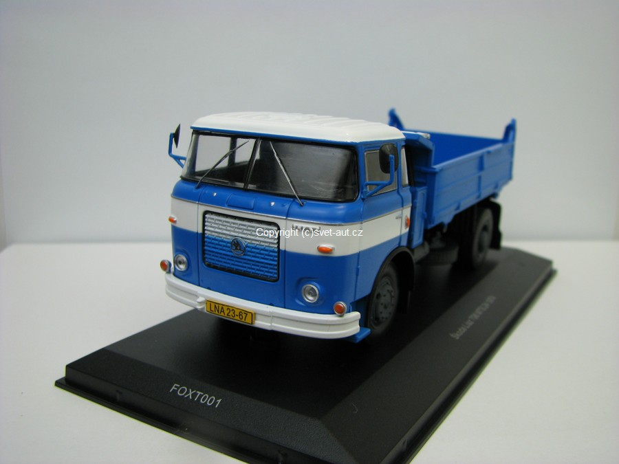 koda Liaz 706 MTS 24 1974 1:43 Ixo FoxToys