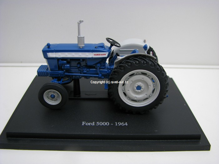 Traktor Ford 5000 1964 1:43 Universal Hobbies