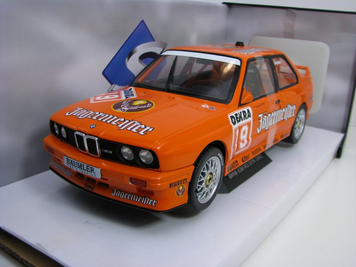 BMW E30 M3 DTM No.19 Hahne 1992 1:18 Solido