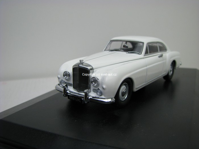 Bentley S1 Continental Fastback Olympic White 1:43 Oxford