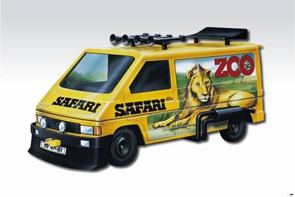 Renault ZOO Safari 1:35 Vista Semily Monti System