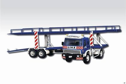 Liaz 110.551 Special Turbo Autotransport 1:48 Monti system Vista Semily