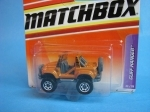 Cliff Hanger 55/75 Matchbox