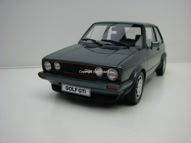Volkswagen Golf GTI Pirelli 1:18 Ottomobile