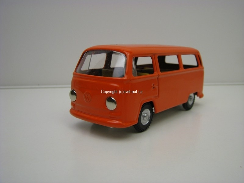 Volkswagen Bus orange na klíček Kovap
