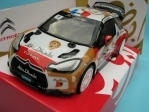 Citroen DS3 WRC No.1 Loeb RC model 1:16 Mondo Motors