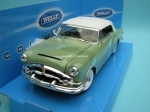 Packard Caribbean 1953 Cabrio closed green 1:24 Welly
