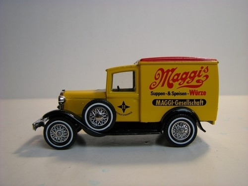 Ford A 1930 Maggis Matchbox Yesteryear