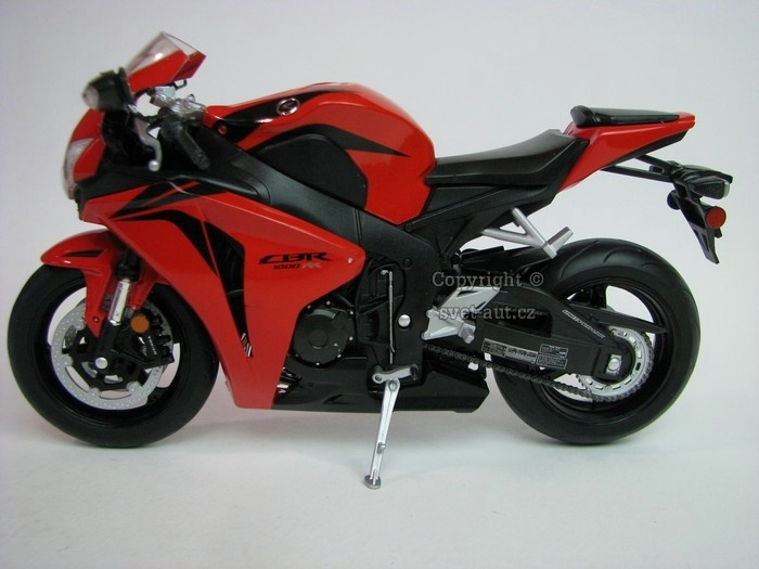 Honda CBR 1000 RR red 1:10 Welly