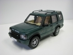 Land Rover Discovery 2004 green 1:18 Mondo Motors