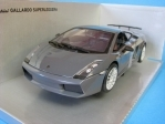 Lamborghini Gallardo Superleggera grey 1:18 Mondo Motors