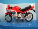 BMW R1100 RS red No.27 1:18 Cararama
