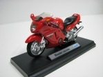 Honda CBR1100XX red 1:18 Welly