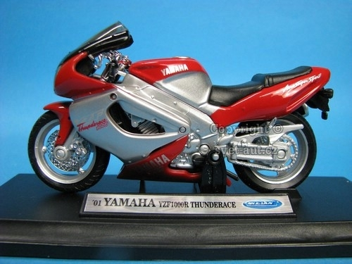 Yamaha YZF1000R Thunderace red 1:18 Welly
