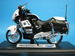BMW R 1100 RT Police California 1:18 Welly