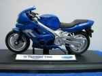 Triumph TT600 2002 Blue 1:18 Welly