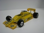 Lotus Honda Turbo No.12 1:24 Bburago Italy