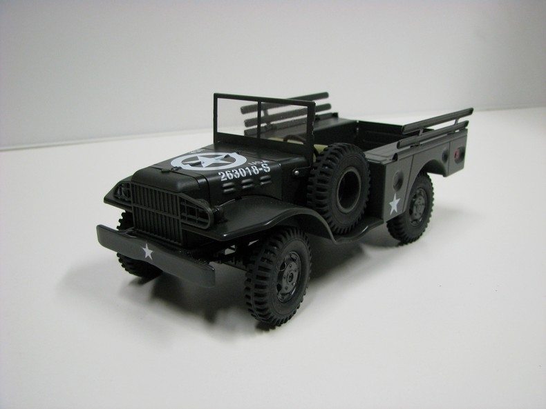 Dodge WC 51 Military 1:24 Kaden