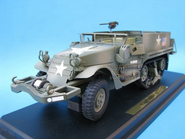 Halftrack M3 USA Tunis 1:32 Kaden