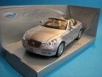Lexus SC 430 silver 1:24 Welly