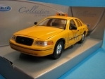 Ford Crown Victoria Taxi Yellow 1:24 Welly