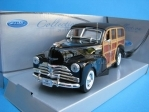 Chevrolet Fleetmaster 1948 black 1:24 Welly