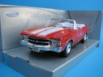 Chevrolet Chevelle SS 454 1971 red 1:24 Welly