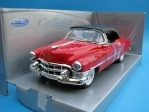 Cadillac Eldorado 1953 red 1:24 Welly