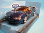 Chevrolet Monte Carlo SS 2004 Blue 1:24 Welly