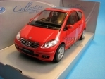 Mercedes A200 red 1:24 Welly