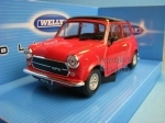 Mini Cooper 1300 Red 1:24 Welly