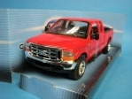 Ford F-350 Pick Up red 1:24 Welly