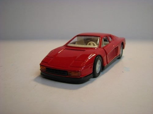 Ferrari Testarossa red 1:32-36 Noname China