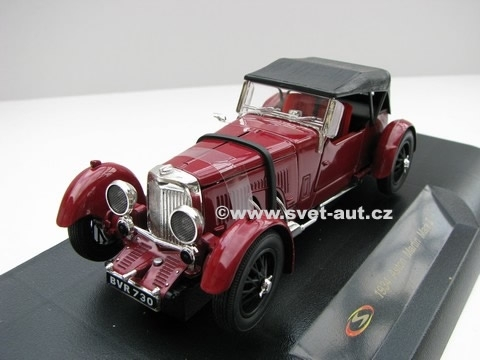 Aston Martin Mark II 1934 1:32 Signature