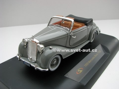 Mercedes-Benz 170S 1950 1:32 Signature