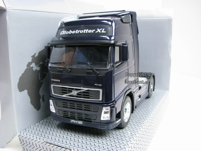 Volvo FH12 blue 1:32 Welly