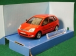 Ford Fiesta red 1:43 Cararama