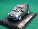 Škoda Roomster olive green HH 1:43 Abrex