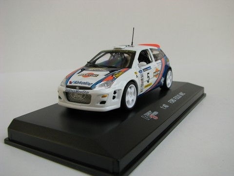 Ford Focus WRC Martini No.5 1:43 High Speed