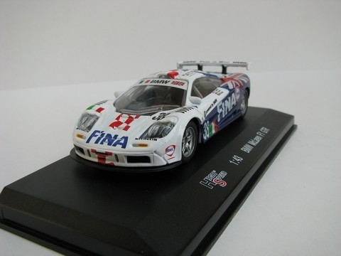 BMW McLaren F1 GTR FINA No.38 1:43 High Speed