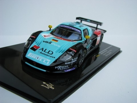 Maserati MC12 2006 Fia GT Spa 2006 1:43 IXO