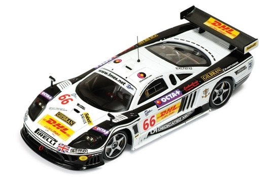 Saleen S7R No.66 1000Km SPA 2005 1:43 Ixo