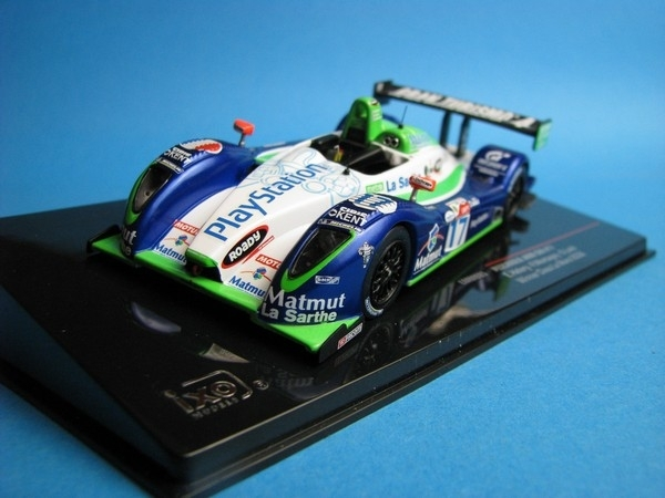 Pescarolo Jud C60 No.17 Lemans 2006 1:43 Ixo
