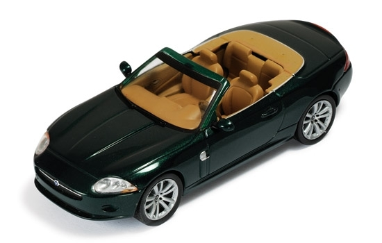 Jaguar XK Convertible 2005 1:43 Ixo