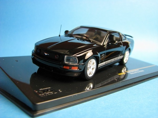Ford Mustang GT Midland Police 2008 1:43 Ixo