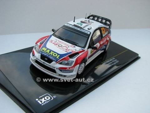 Ford Focus WRC No.23 Rally Portugal 2007 1:43 IXO