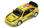 Citroen xsara WRC No.19 Rally Norway 2007 1:43 Ixo