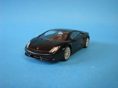 Lamborghini LP 560-4 black 1:43 Mondo Motors