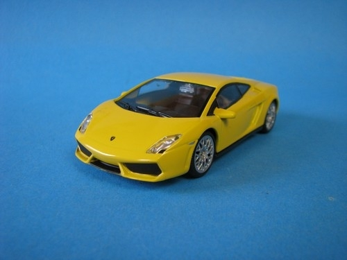 Lamborghini LP 560-4 yellow 1:43 Mondo Motors